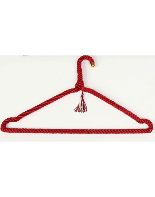 Red Pompons hangers