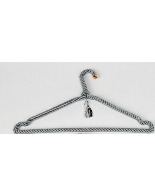 Grey - Violetto Pompons hangers