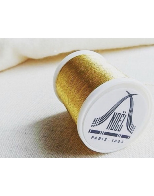 Gold and silver threads