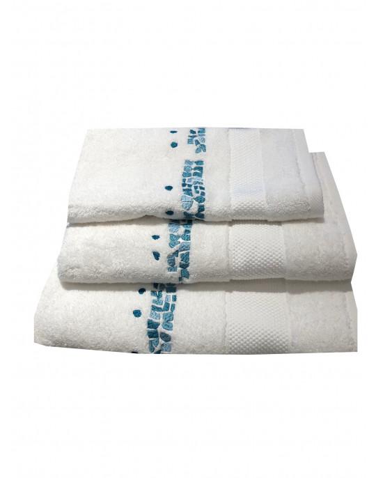 """Atlantide"" bath towels"