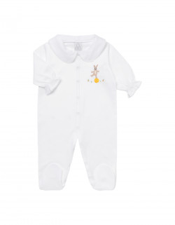 Rabbits embroidered Pyjama