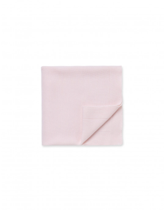 Pink Wool Blanket