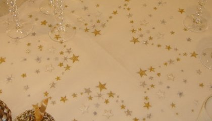 CONSTELLATION tablecloth