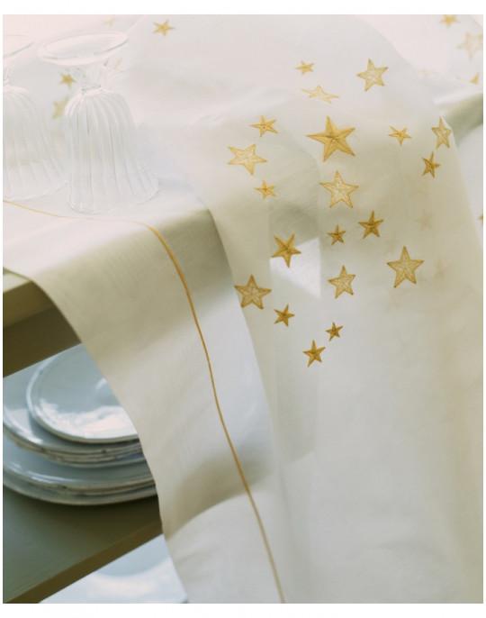 ETOILES (stars) Tablecloth