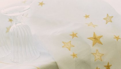 ETOILES (stars) Tablecloth