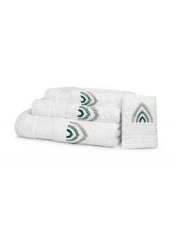 """Médicis"" bath towels"
