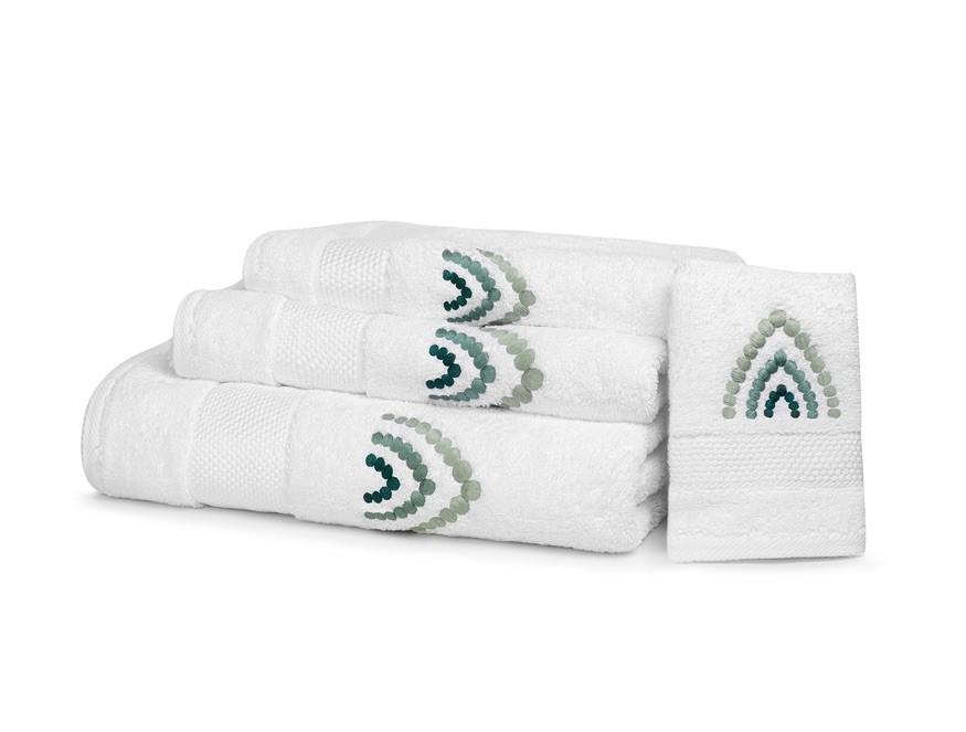 """""""Médicis"""" bath towels"""