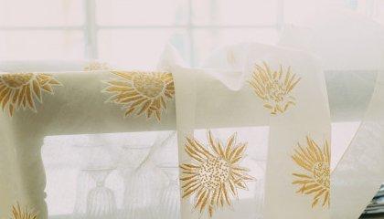 CRISTAL PALACE Tablecloth