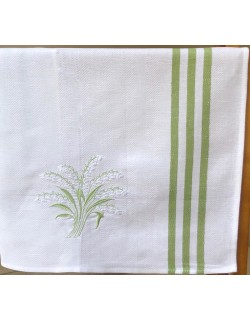 """Muguet"" dish cloth"