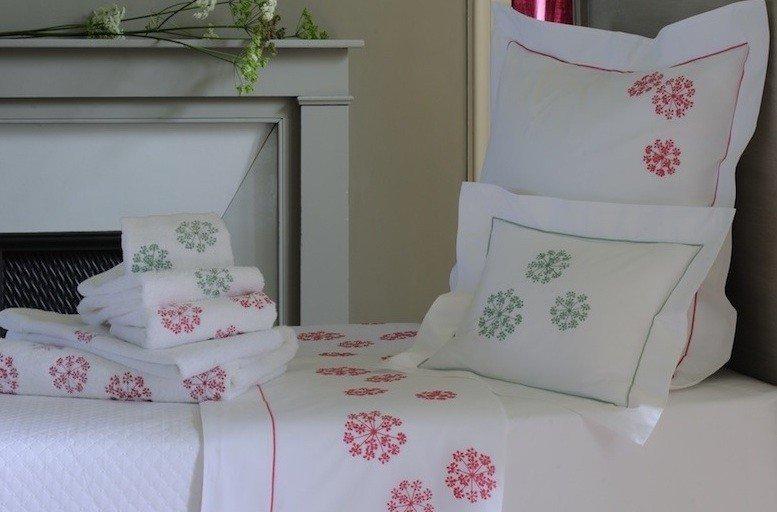 """""""Ombeline"""" bed set"""