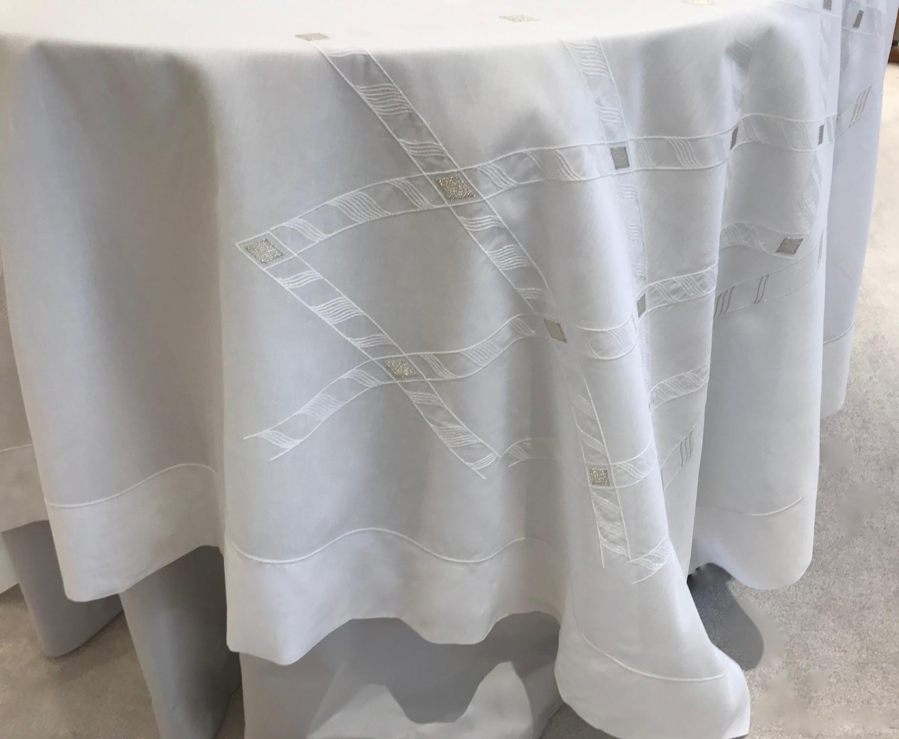 """Malmaison"" tablecloth"