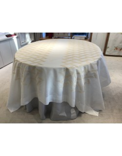 """Chenonceaux"" tablecloth"