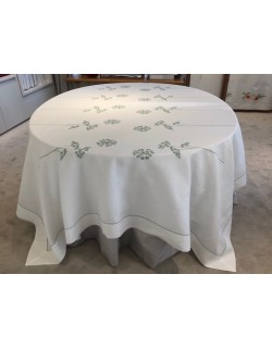 """Ombelles"" tablecloth"