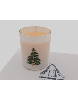 """Sapin"" scented candle"