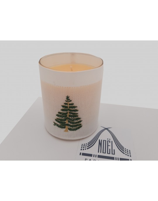 """""""Sapin"""" scented candle"""