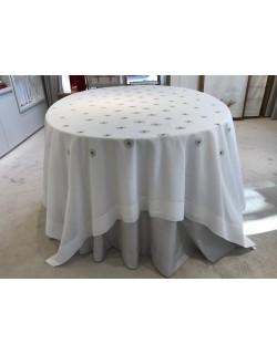 """""""Quand vient l'été"""" table cloth"""