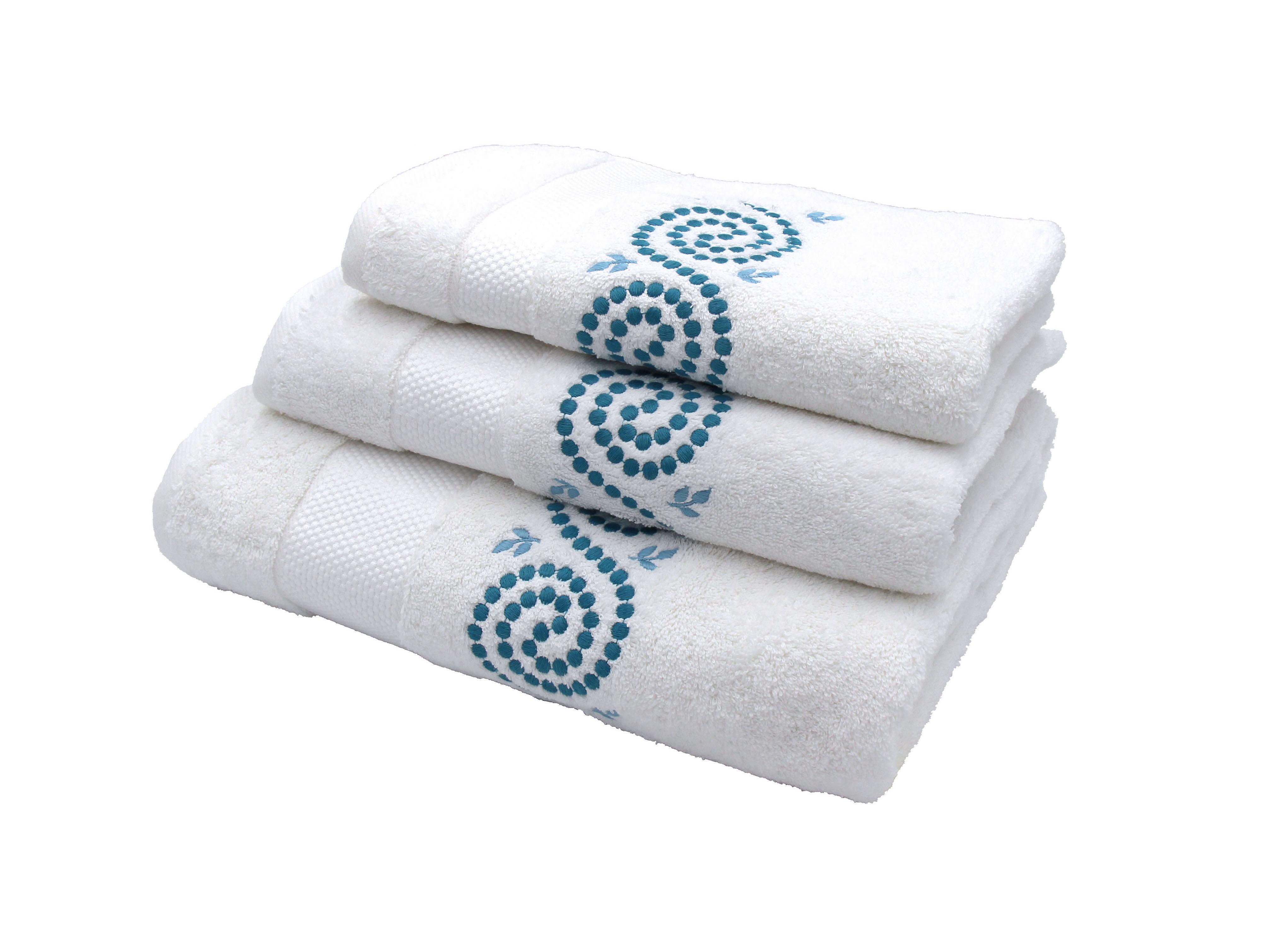"""Sultane"" bath towels"
