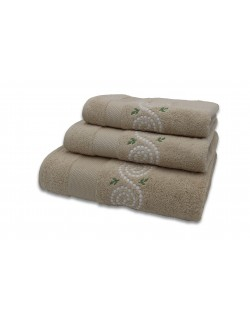 """Sultane"" bath towels"