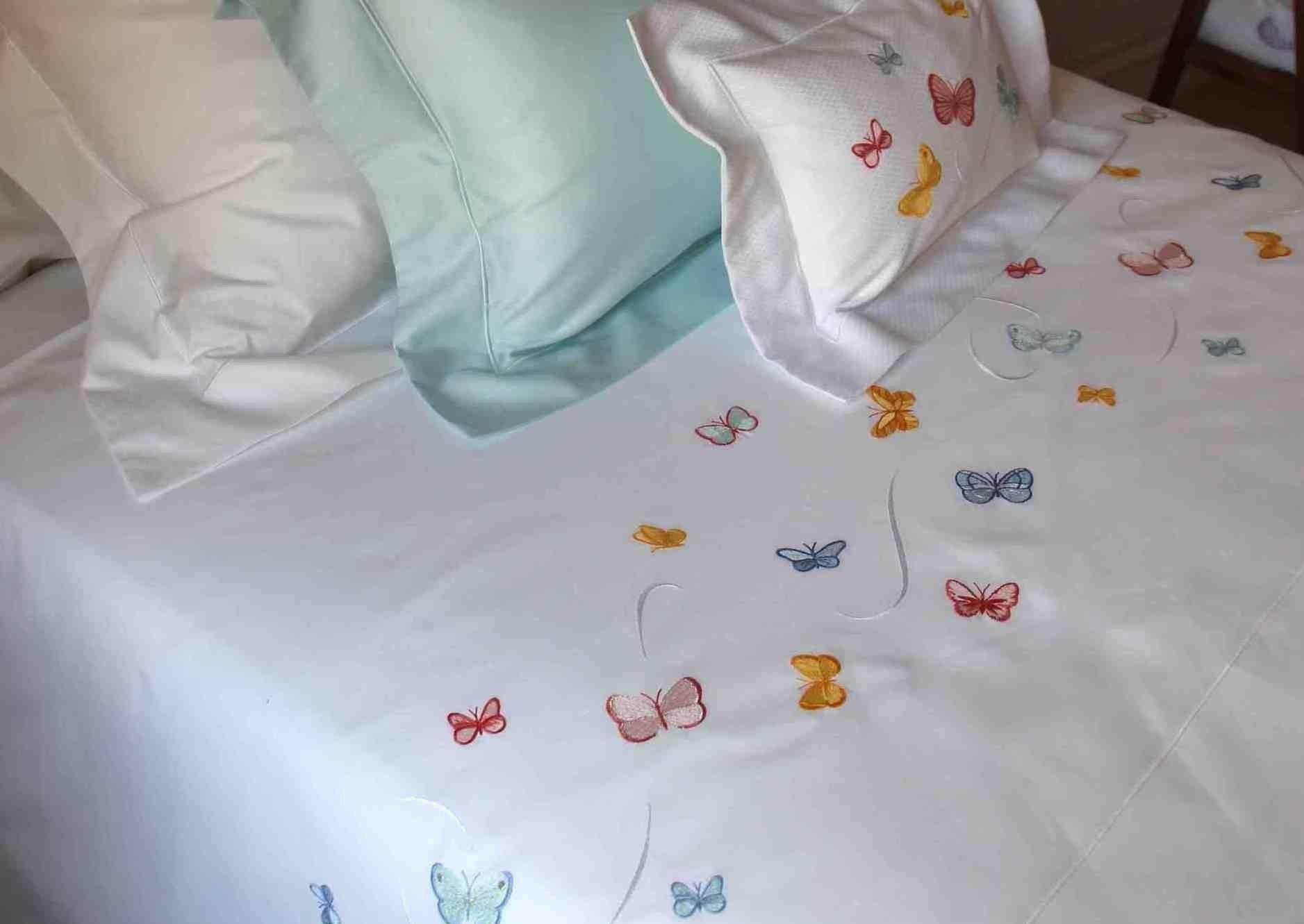 """Jardin Imaginaire"" bed set"