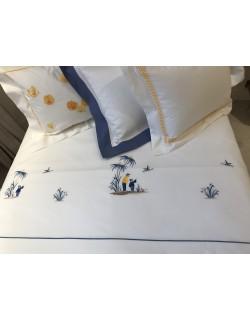 SI KIANG  bed set