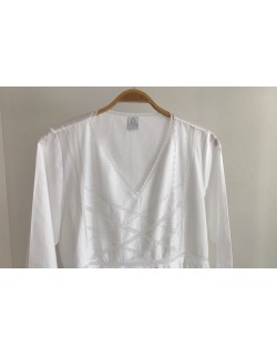 """""""Emma"""" nightgown (long sleeves)"""