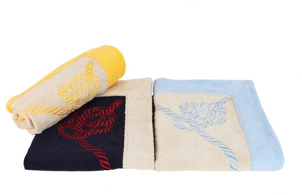 """Grand Large"" swimming or beach towel"