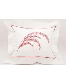 """Tamaris"" embroidered pillow case"