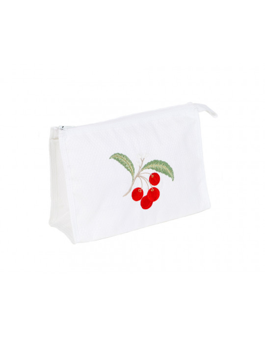 "Cerise ""make-up"" pouch"