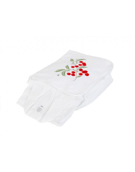 """""""Shirt"""" pouch Cerise"""