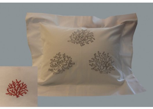 """Coraux"" pillow case pattern"