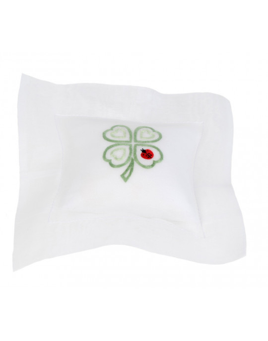 """""""Coccinelle"""" (Ladybird) scented cushion"""