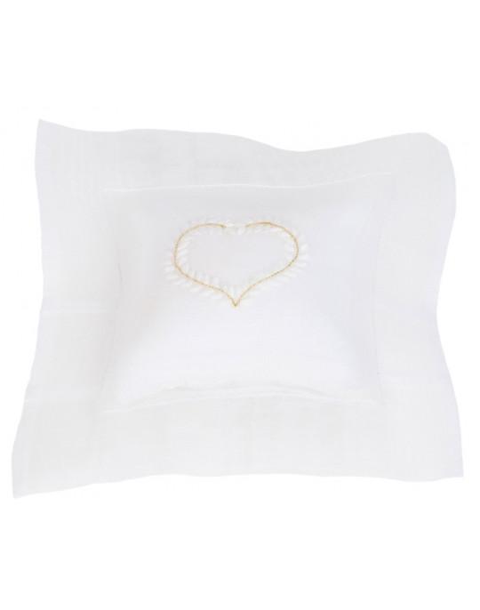 """""""Cœur de fougère"""" scented cushion"""