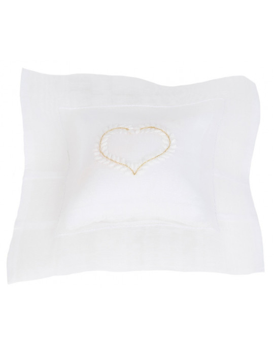 """Cœur de fougère"" scented cushion"