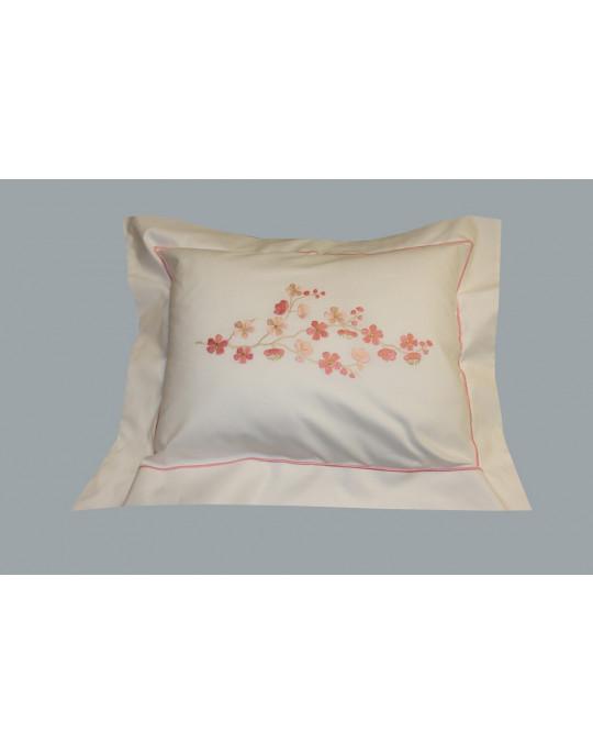 """""""Fleur de pommier""""  pillow case"""